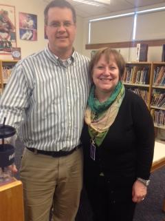 Brown Elementary Staff Lead Peers in Literacy Professional Development