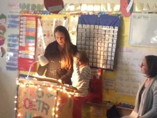 Ben-Hem Kindergarten Poetry Slam