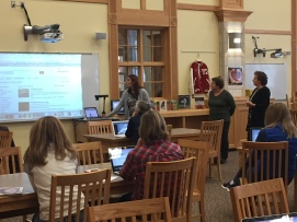 Secondary Librarians Teach Power of the Library