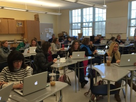 "Paraprofessionals Training, ""Managing Challenging Behavior: (blended learning course)"